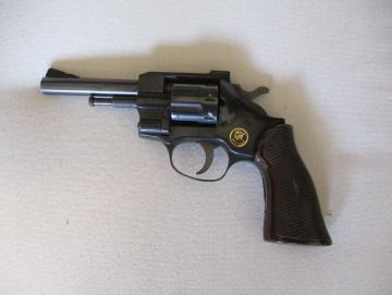 Revolver Arminius HW5