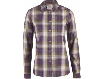Övik Flannel Shirt Hemd LS Women