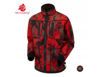 Shooterking Forest Mist Softshell