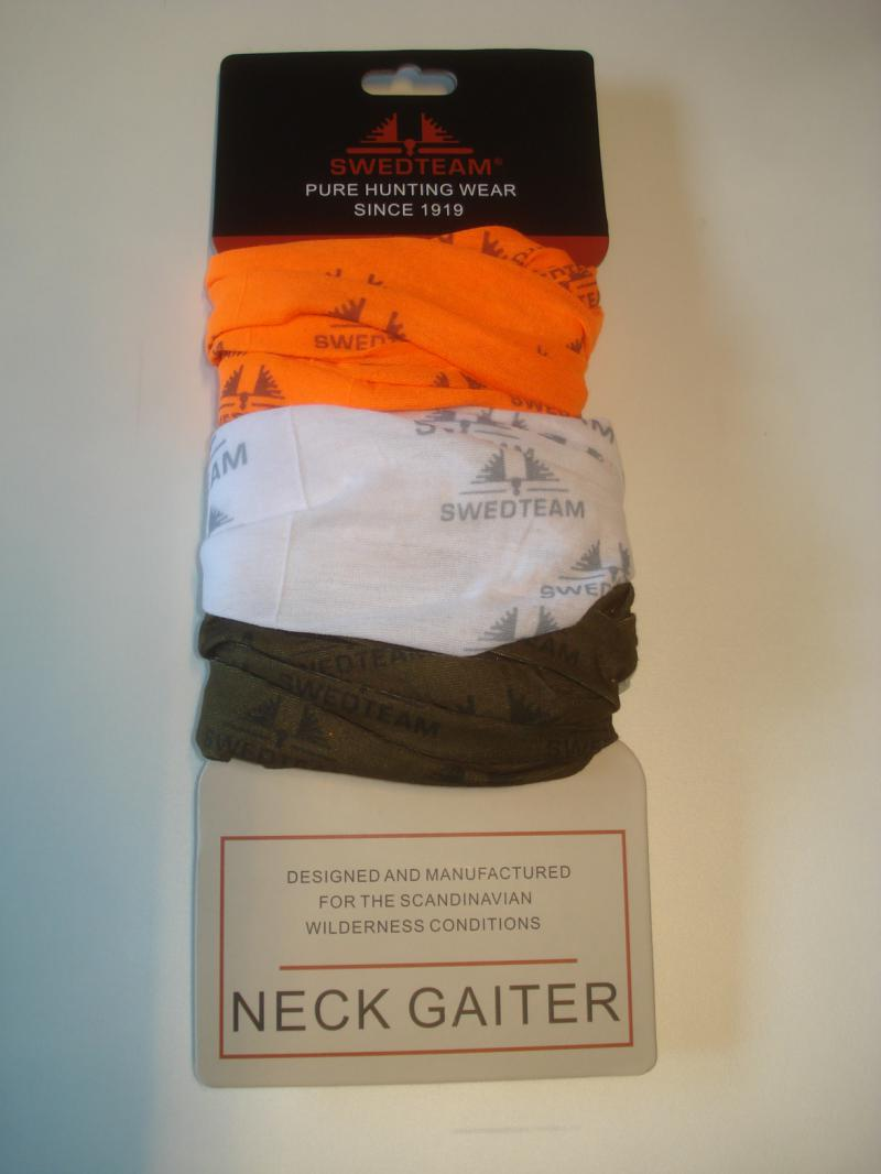 Swedteam Multifunktion-Schals /Neck Gaiter