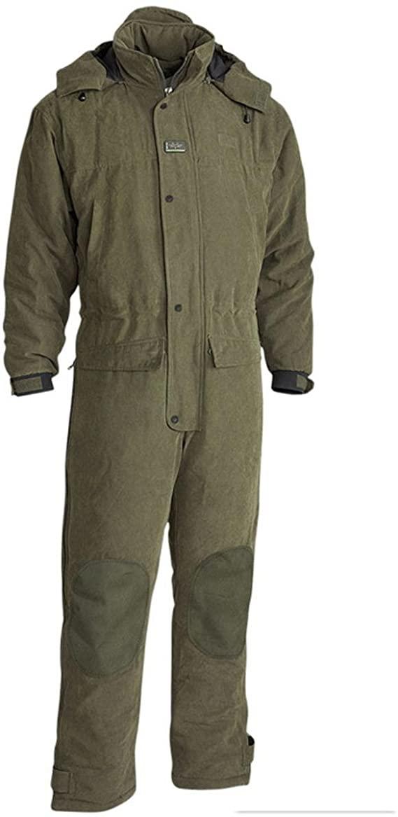 Swedteam Overall Green, Gr. L